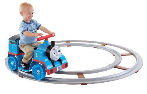 Thomas and Friends ride on train