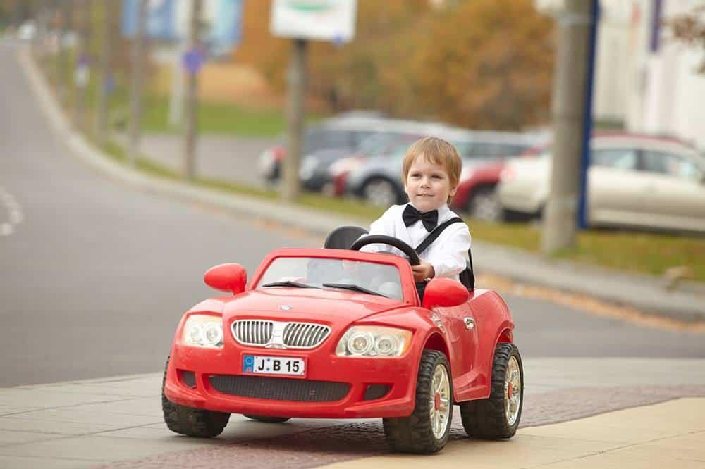 Lightning McQueen Ride On Car