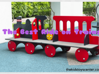 The Best Ride on Trains For Kids in 2021