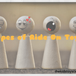 Types Of Ride On Toys