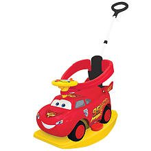 Lightning Mcqueen Ride on car