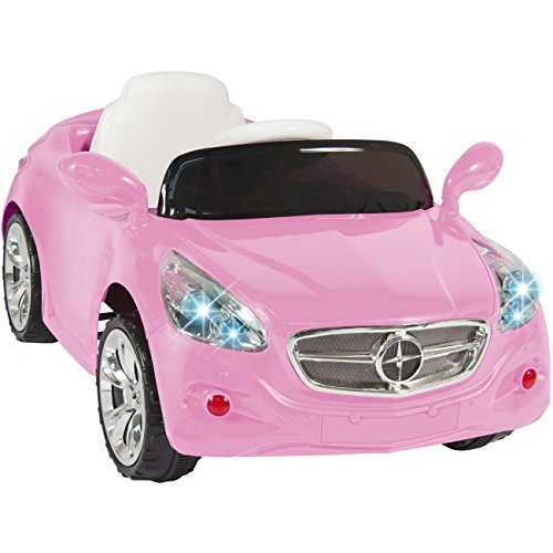 kids electric power wheels ride on with radio mp3