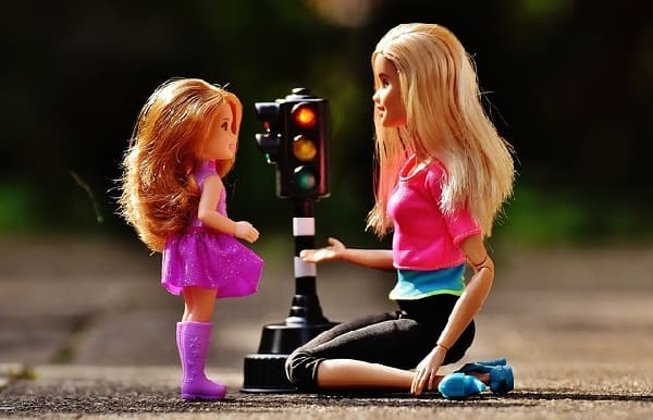 Barbie Motorized Ride On Cars For Girls And Boys