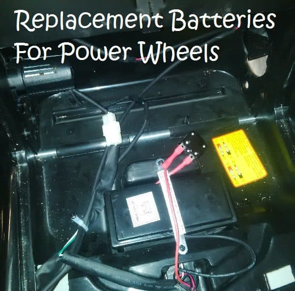 Replacement Batteries For Power Wheels And Alternative Charges
