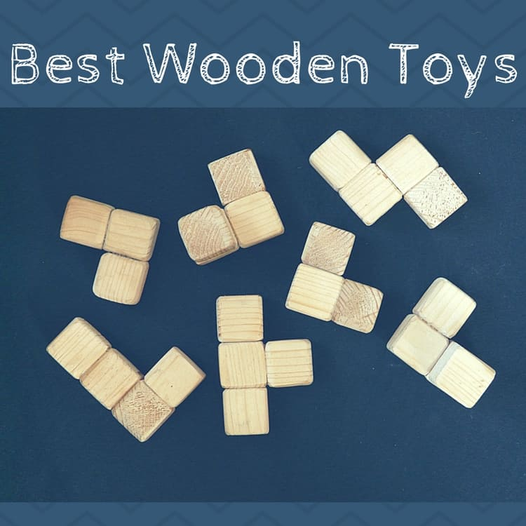 Best Wooden Toys For One Year Old And Up