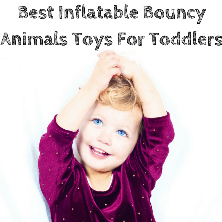 Best Inflatable Bouncy Animal Toys For Toddlers