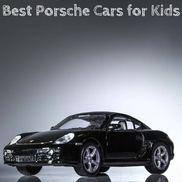 Best Kids Porsche Car