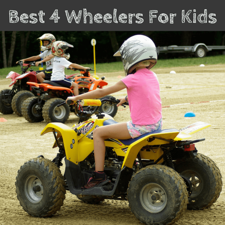Best Kids 4 Wheelers 2019 - Top 10 Electric ATVs  | The Kids