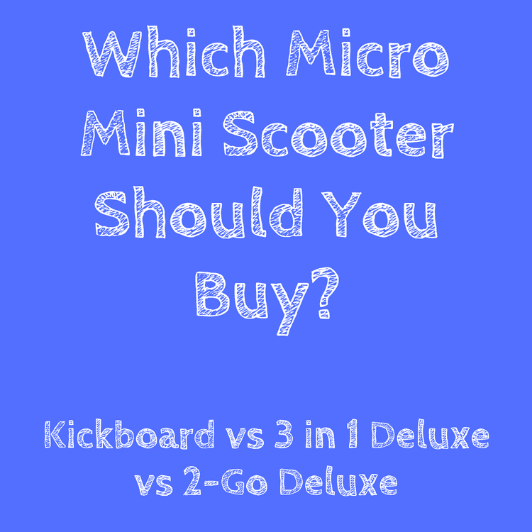 Micro Mini Scooter Reviews