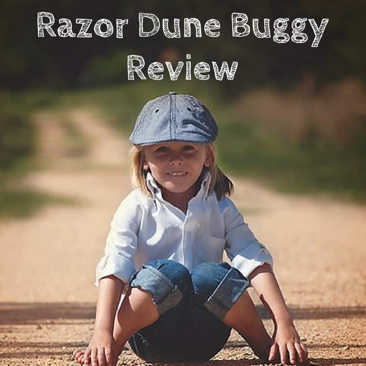 Razor Electric Dune Buggy Review