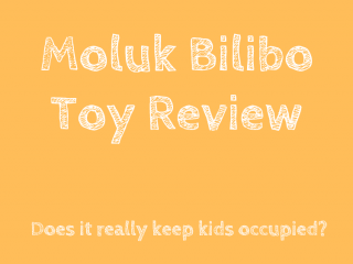 Moluk Bilibo Toy Review: Is It the best open-ended toy?